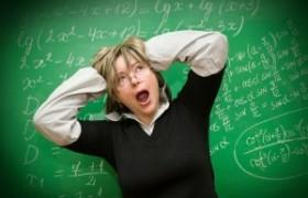 Страх математики — новая фобия