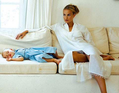 Особенности лечения послеродовой депрессии