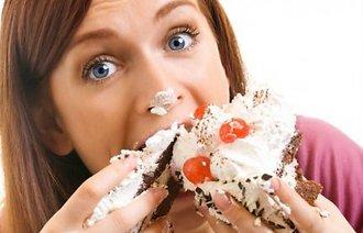 Гормоны  вызывают тягу к сладкому во время стресса