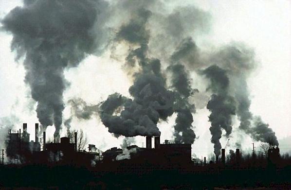 Загрязнение воздуха может вызвать шизофрению