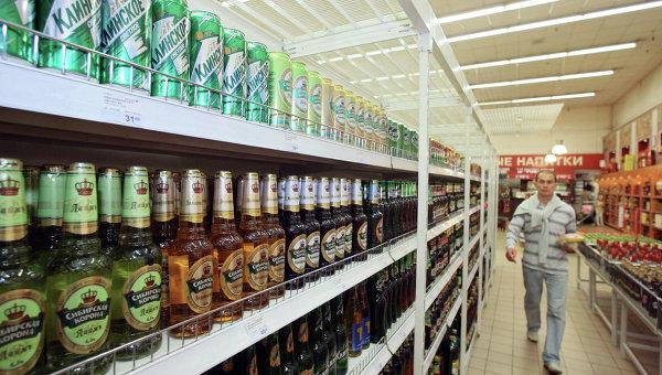 В России снижается уровень детского алкоголизма
