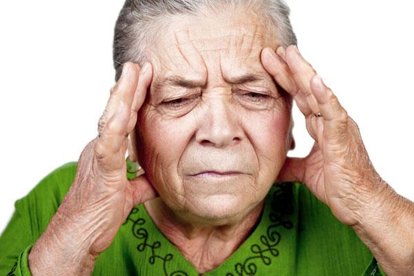 Стресс может повредить память пожилых людей