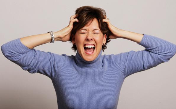 Для женщин дом — самое некомфортное место с точки зрения уровня стресса