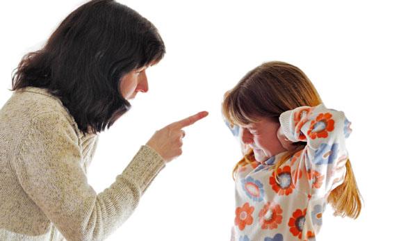 Как правильно наказать ребенка, если он провинился