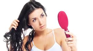 Три шага в борьбе с выпадением волос