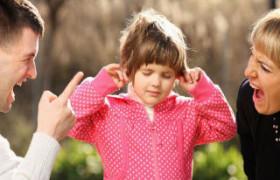 Основные причины детского тсресса