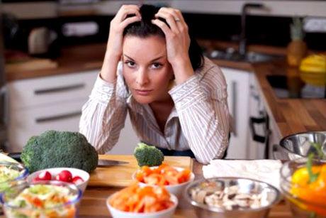 Если вы соберетесь заедать стресс, то лучше делать это правильно