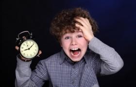 Детские стрессы могут изменить структуру мозга