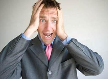 Стресс делает мужчин бесплодными