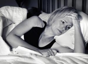 Бессонная ночь сможет вылечить депрессию