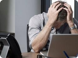 Стресс может довести мужчин до смерти