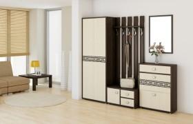Мебель, придуманная самой прихожей