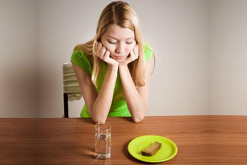 Отсутствие аппетита может являться симптомами психических расстройств