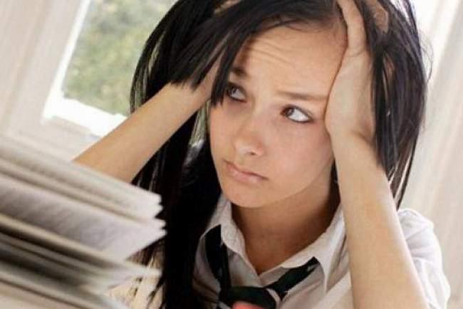 Женщины сильнее подвержены рабочему стрессу