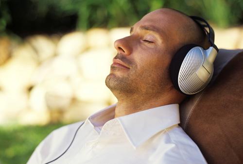 Музыка поможет избавиться от стресса