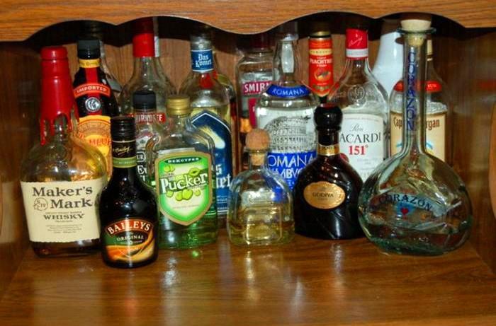Алкоголь, о том как не опьянеть