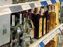 Российские чиновники намерены убрать алкогольную продукцию с витрин магазинов