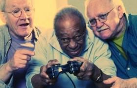 Компьютерные игры помогут вылечить депрессию в старости
