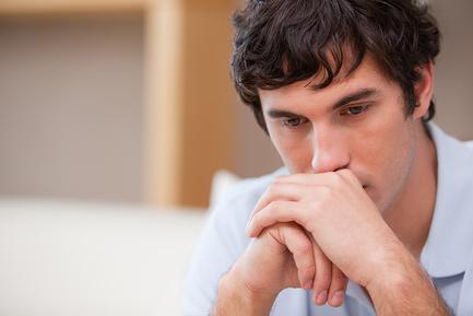 Грусть продолжается в 240 раз дольше, чем другие 27 эмоции