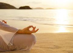 Медитация способна вылечить стресс