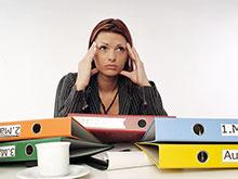Стресс может повысить продуктивность работы