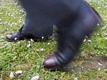 Создана «умная обувь» для заболевших Паркинсонизмом
