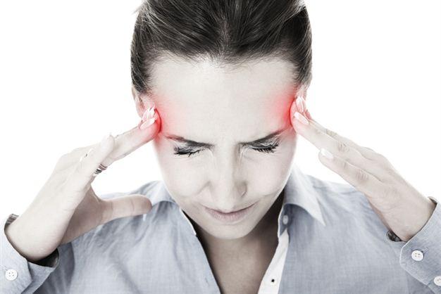 Мигрень может вызвать паралич
