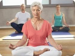 групповые медитации способны вылечить психические заболевания