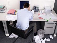 Сидячая работа может довести до депрессии