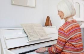 Музыкальные инструменты смогут защитить от слабоумия