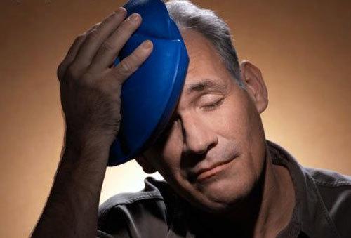 Удары по голове влияют на размеры мозга