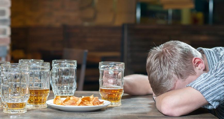 Низкий уровень IQ может стать причиной развития алкоголизма