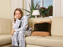 Стресс может являться причиной бессонницы