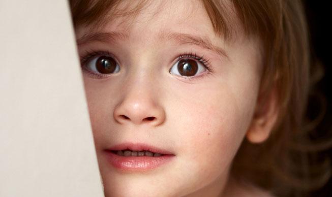 Чего боятся малыши