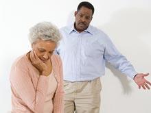 Стресс жены негативно влияет на здоровье мужа