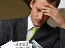 Долги могут стать причиной развития депрессия
