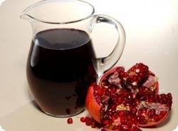 Гранатовый сок поможет избавиться от стресса