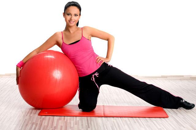 Физические упражнения помогут избавиться от стресса