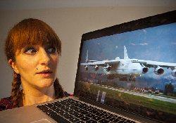Жительница из Ливерпуля боится больших предметов