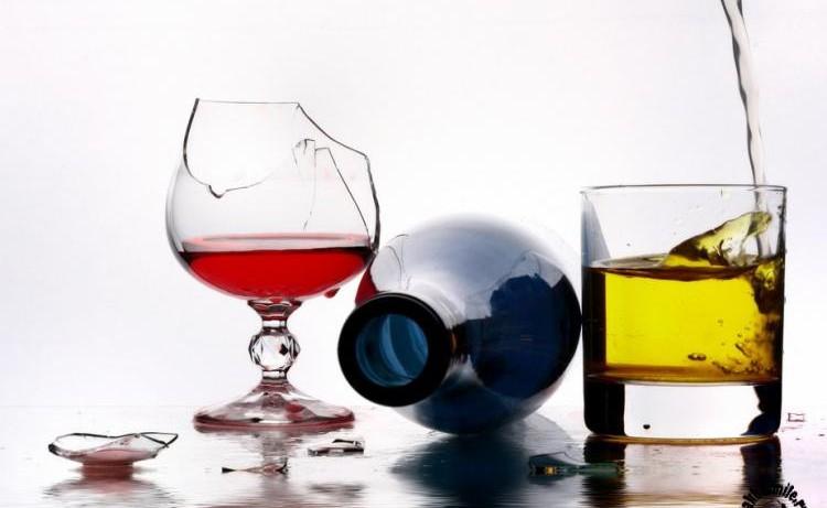У людей с голубыми глазами увеличен риск развития алкоголизма