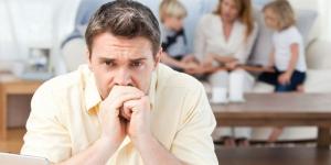 Ученые обнаружили наследственность реакции на стресс у мужчин