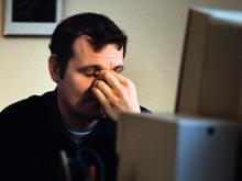 Синдром хронической усталости взаимосвязан с развитием зрительного стресса