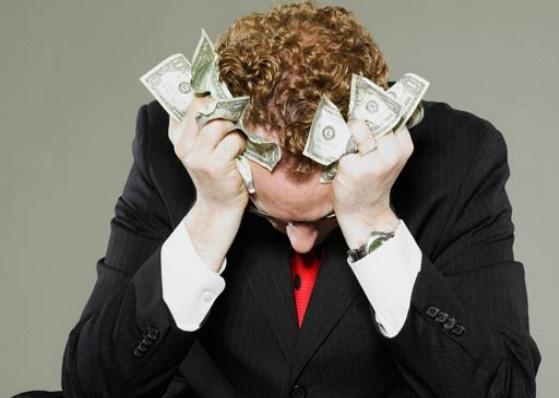 Деньги являются одной из основных причин стресса