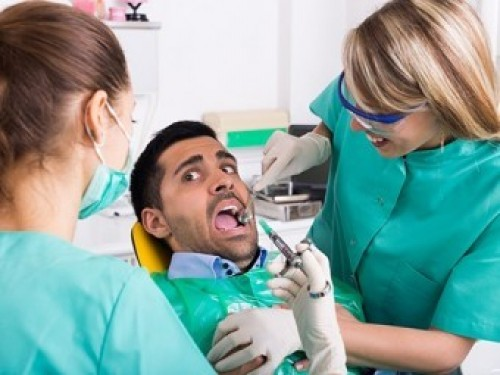 Ученые разработали особую терапию, которая позволит детям и взрослым не бояться посещения зубных врачей