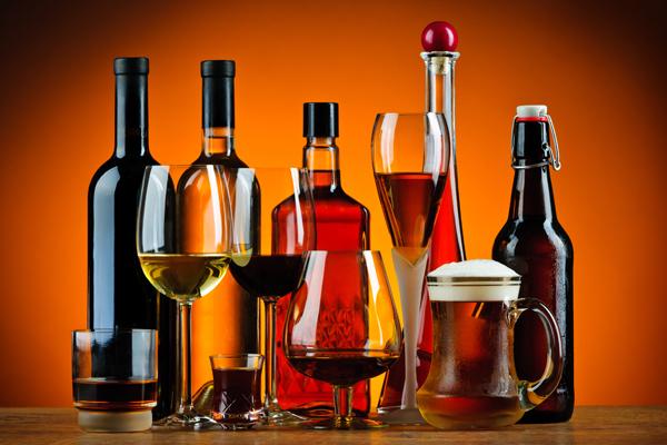 Алкоголь увеличивает риск развития рака