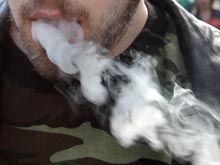 Курение марихуаны негативно сказывается на работе мозга