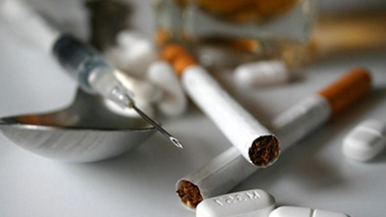Ученые создали тест для быстрой диагностики наркомании