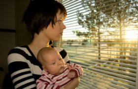 Депрессия снижает шансы на беременность
