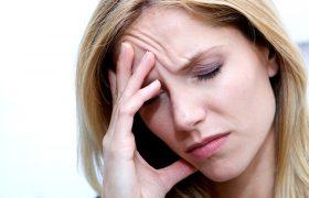 Стресс вызывает бесплодие у женщин