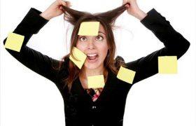 Последствия стресса могут отразиться на здоровье кожи